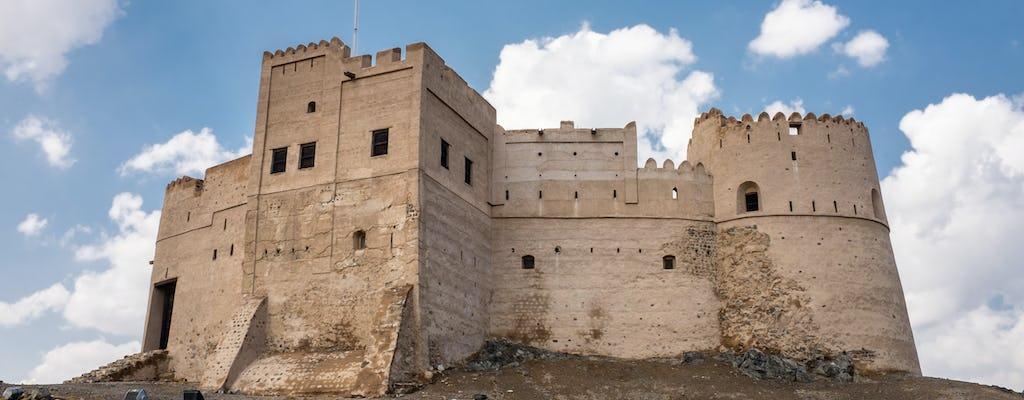 Ciudad privada de día completo en Fujairah desde Dubai
