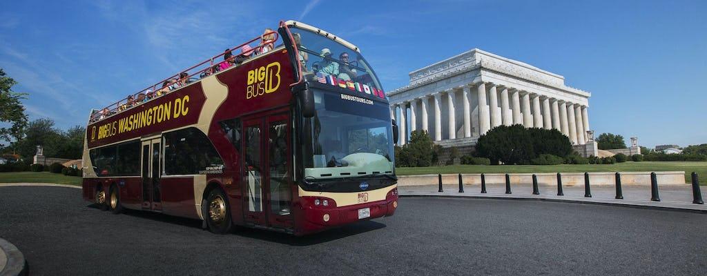 Tour do Big Bus em Washington DC