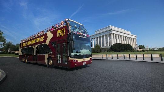 Big Bus tour of Washington DC