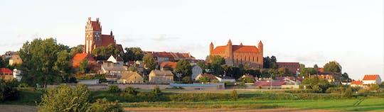 Visita guiada privada al castillo de Gniew con transporte desde Tricity