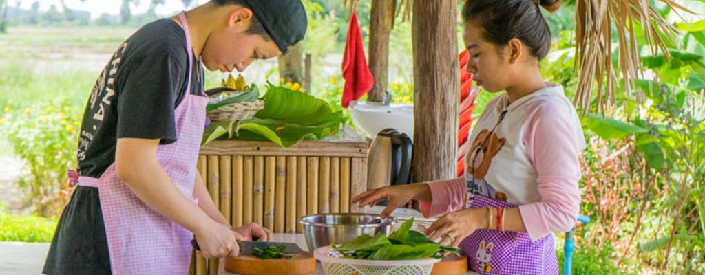 Siem Reap cycling and culinary adventure