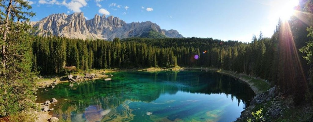 The best of Dolomites full day private tour