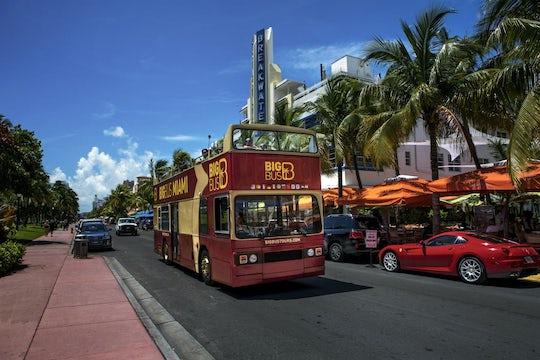 Big Bus tour of Miami