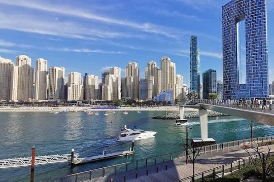 Tour delle cinque principali attrazioni di Dubai con biglietti d'ingresso
