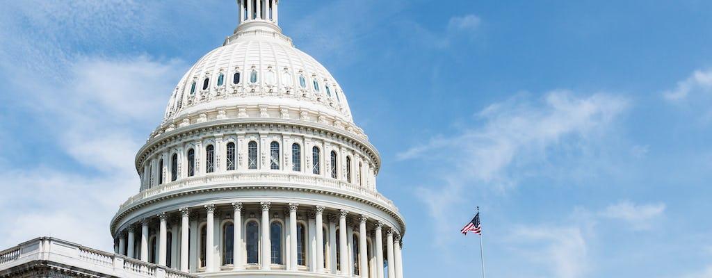 Semi-private tour of Capitol Hill Walking