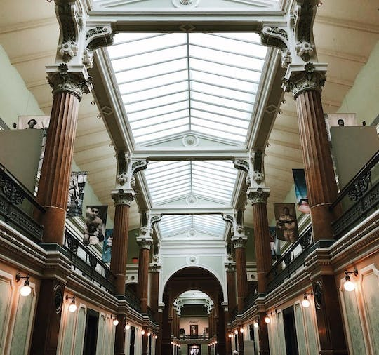 Semi-private tour of the Smithsonian National Portrait Gallery and American Art Museum