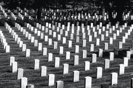 Private walking tour of Arlington National Cemetery
