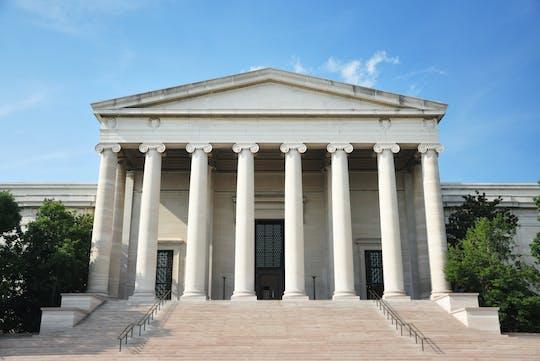 Tour privado de la Galería Nacional de Retratos Smithsonian y el Museo de Arte Americano