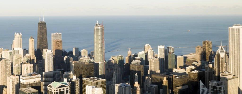 Destaques de Chicago com a excursão particular de meio dia ao Hancock Tower Observation Deck