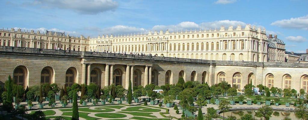 Kleingruppentour im Schloss Versailles von Le Havre