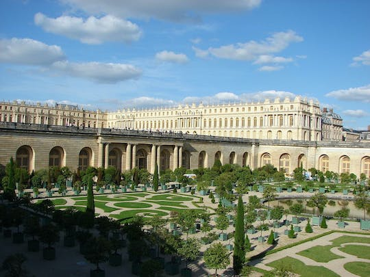 Small-group tour in Versailles Palace from Le Havre