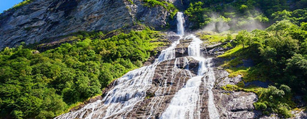 Частная однодневная поездка в Гейрангер-фьорд из Алесунда