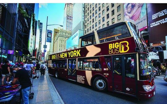 Wycieczka Big Bus po Nowym Jorku