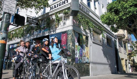 Streets of San Francisco electric bike guided tour