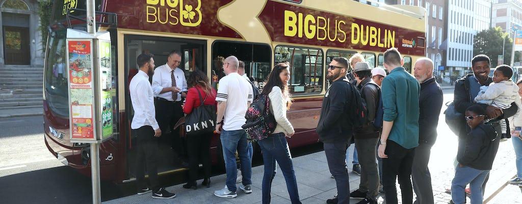 Большой автобусный тур по Дублину