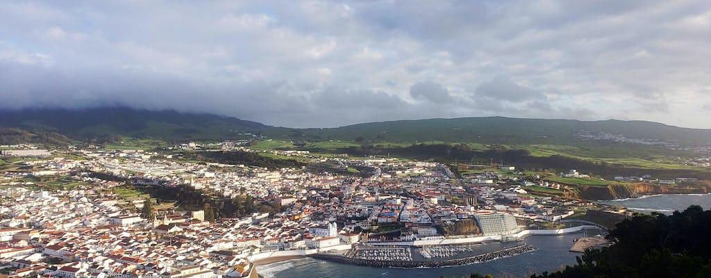 São Sebastião Coastal Fortifications Walking Tour
