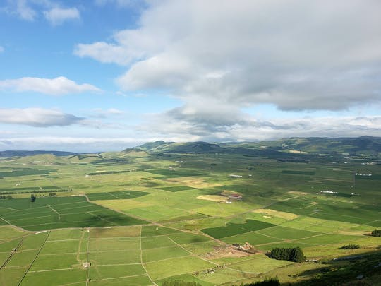Visite du centre de l'île de Terceira en minibus