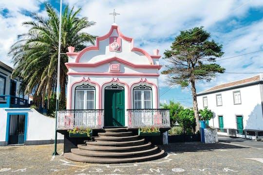 Terceira Island Half-day 4x4 Safari