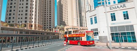 Big Bus tour of Dubai