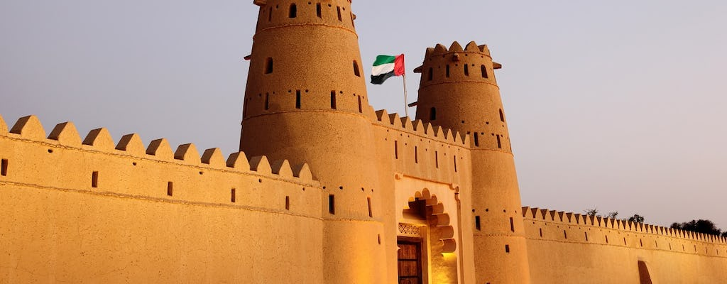 Al Ain private tour with lunch from Abu Dhabi