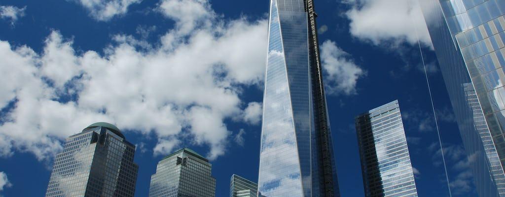 Visite du mémorial du 11 septembre avec billets d'entrée prioritaires pour le musée