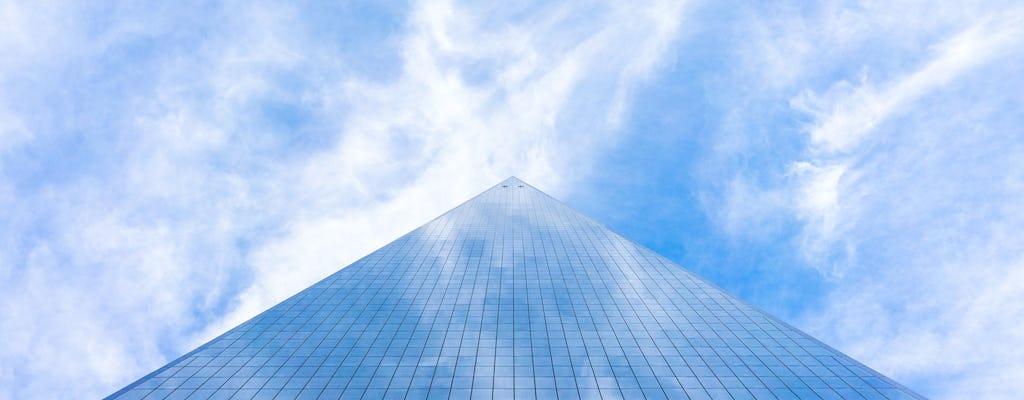 Recorrido conmemorativo del 11 de septiembre con entradas prioritarias para el observatorio
