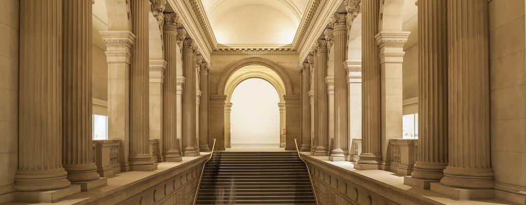 Conoce al Met: Tour extendido del Museo Metropolitano de Arte