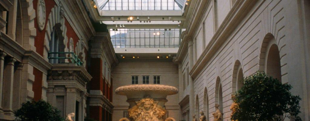 Met Express: recorrido por lo más destacado del Museo Metropolitano de Arte