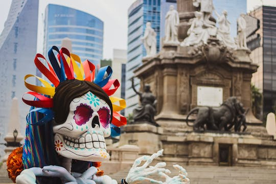 Day of the Dead guided tour in Mexico City