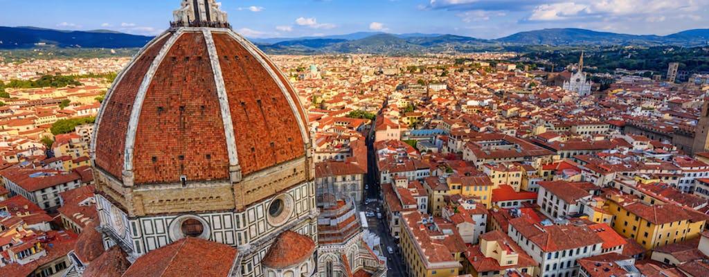 Tour per piccoli gruppi del Duomo di Firenze con biglietti salta fila