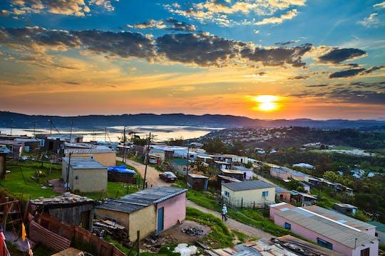 Halve dag Afrikaanse townshiptour vanuit Durban