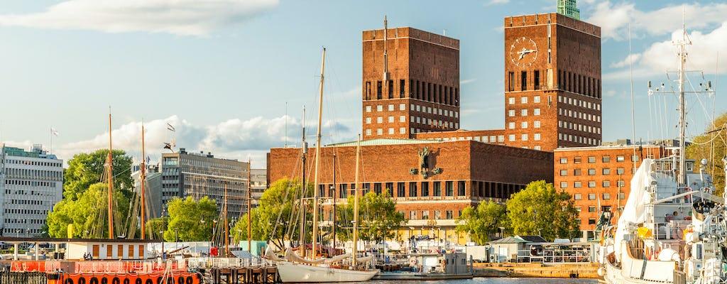 Visita turística privada de medio día a Oslo
