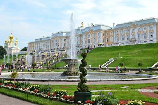 St. Petersburg city tour