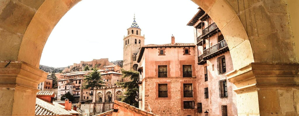 Albarracín and Teruel full-day excursion from Valencia