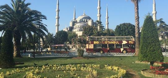 Tour en Big Bus por Estambul