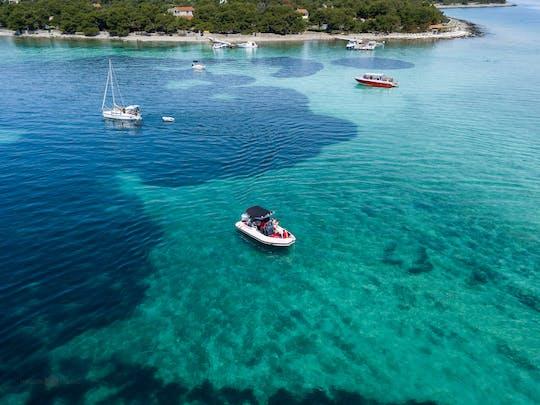 Półdniowa wycieczka do Błękitnej Laguny i miasta Trogir