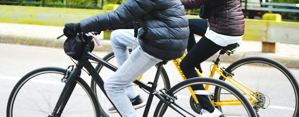 Locação de bicicletas no Central Park