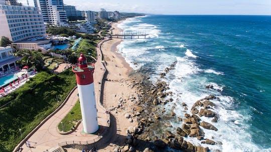 Durban stadstour van een hele dag inclusief havencruise