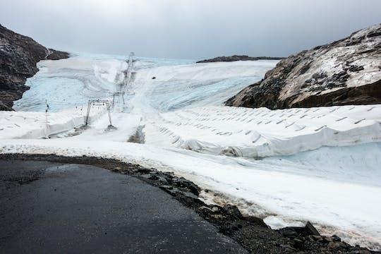 Privater Tagesausflug zum Folgefonna-Gletscher von Bergen