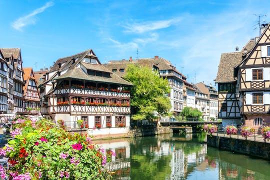 Wycieczka po Strasburgu