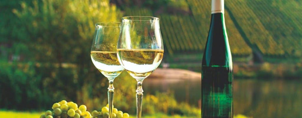 Wycieczka po mieście Obernai z degustacją wina
