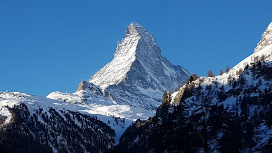 Private guided tour to the alpine village of Zermatt and to Mount Gornergrat from Basel