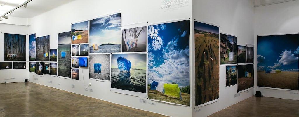 Ingresso prioritario con scorta al Robert Capa Contemporary Photography Center