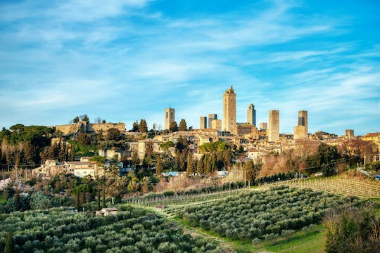 Siena and San Gimignano private tour with Cathedral tickets and lunch