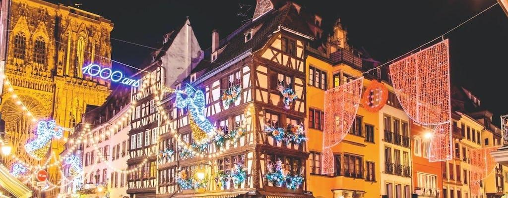 Obernai city tour & Christmas market