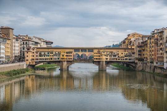 Small-group walking tour of Florence with Accademia Gallery tickets
