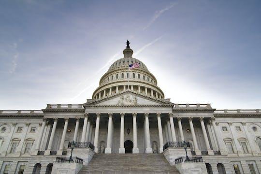 Wycieczka z przewodnikiem po Washington Capitol Hill i polityce amerykańskiej
