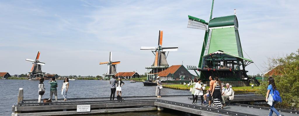 Tour em pequenos grupos de Volendam, Edam e Windmills