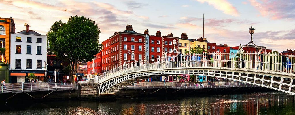 Discover the stories of Dublin on a self-guided audio tour