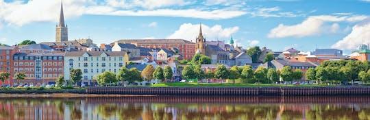 Bewundern Sie die Highlights von Derry oder Londonderry bei einer selbstgeführten Audiotour